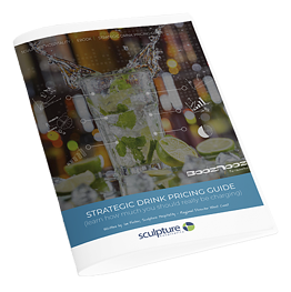Sculpture Hospitality's Strategic Drink Price Guide