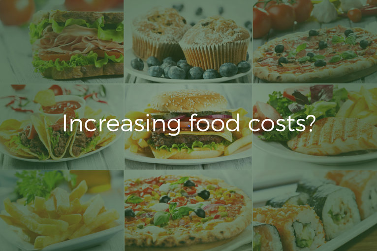 Increasing food costs